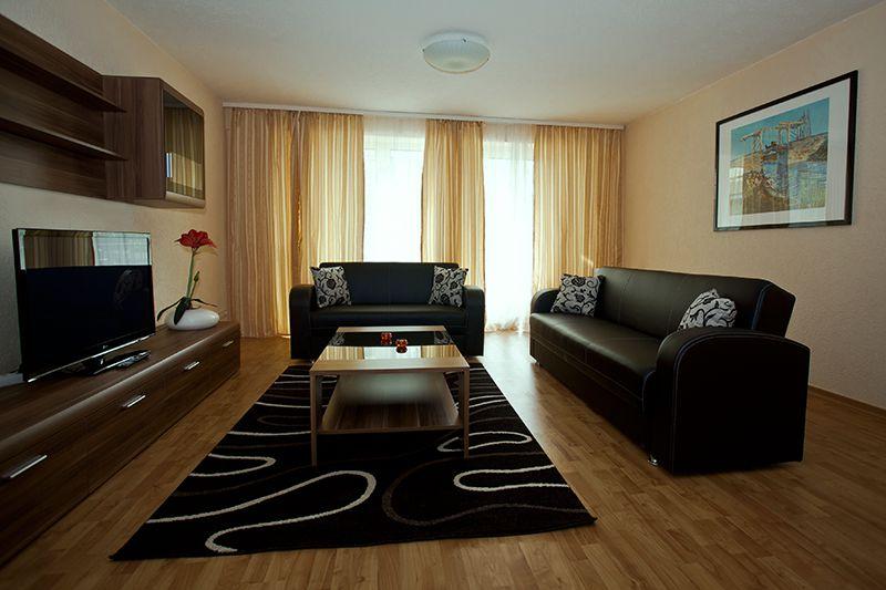 Zwei Schlafzimmer Apartment