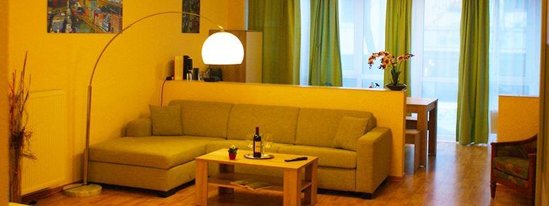 Zimmer-4_Ein Schlafzimmer Apartment